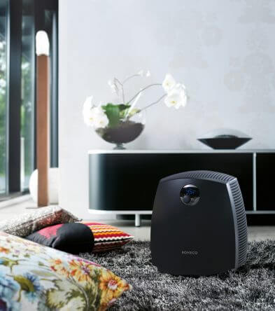 314 W2055d Air Washer Boneco Living Room