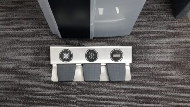 Touchless Dispense Foot Switch Image 1