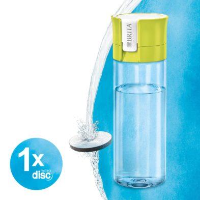 Brita Waterfilterbottle Standard Freshlime 0.6l Hero Visual